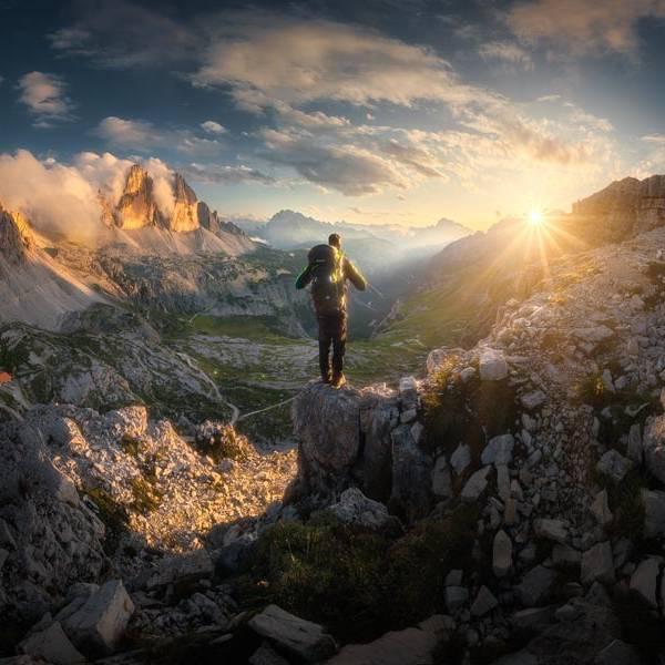 Viaggio fotografico Viaggio fotografico sulle Dolomiti