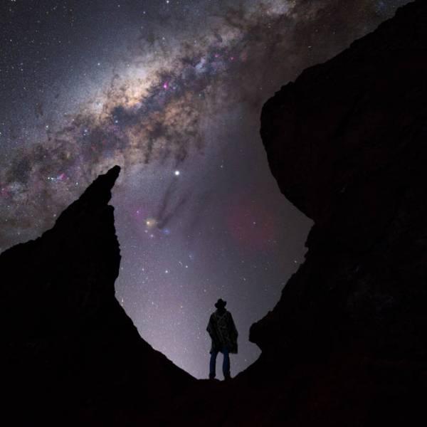 Viaggio fotografico Il cielo piu' buio del pianeta nel Deserto di Atacama