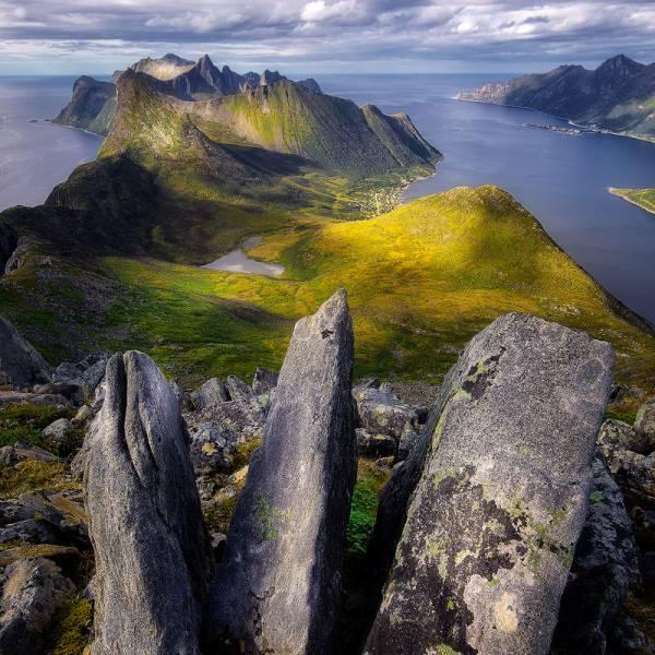Viaggio fotografico Viaggio fotografico sui fiordi della Norvegia