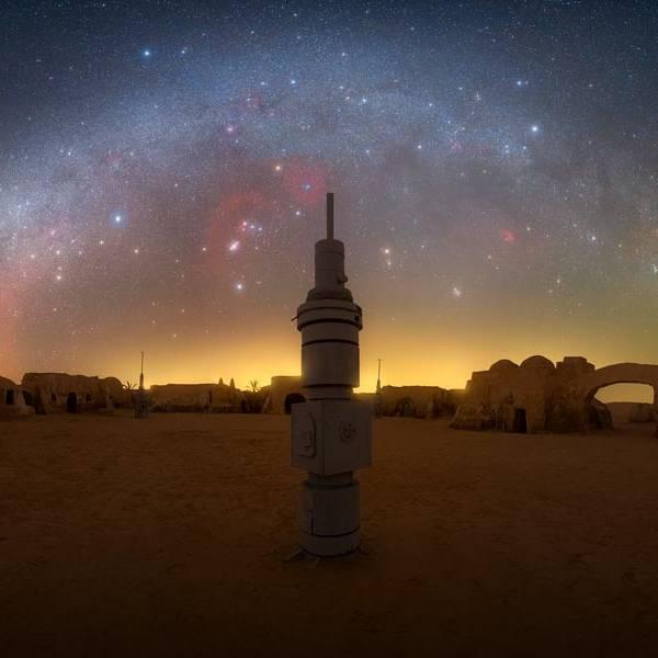 Viaggio fotografico Esperienza unica nel Sahara della Tunisia
