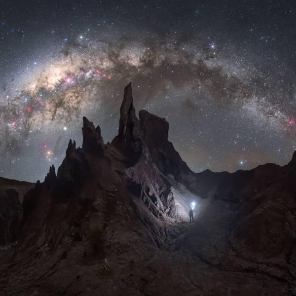 workshop fotografia Paesaggi marziani e cieli stellati nel deserto di Atacama