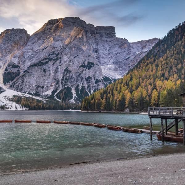 workshop fotografia Workshop di paesaggio al Lago di Braies